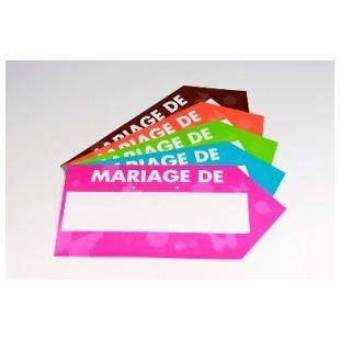 Fléche mariage