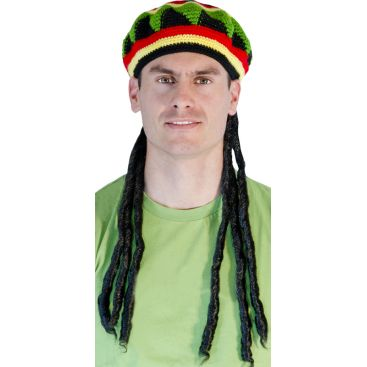 Perruque rasta dreadlocks