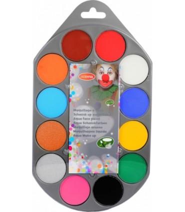 Palette 12 couleurs