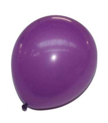 Ballon uni standard 30 cm x 50 violet