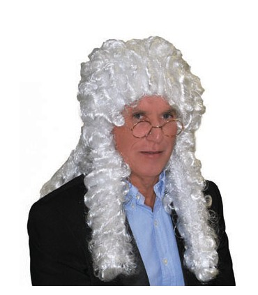 Perruque juge classique