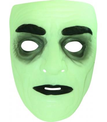 Masque transparent phosphorescent