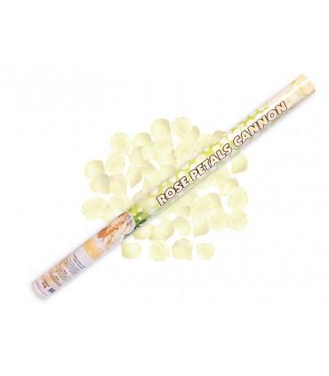 Canon à confettis pétale
