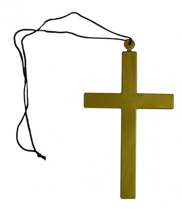 Croix plastique