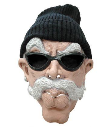 Masque PVC motard bonne