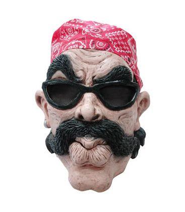 Masque PVC motard