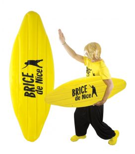 Surf brice de nice gonflable