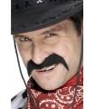 Moustache cowboy