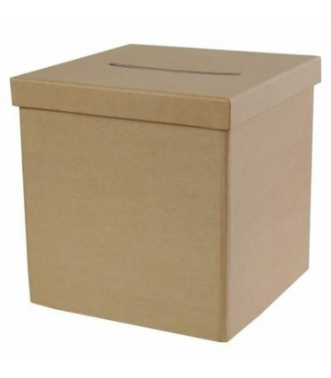 Urne carton unie