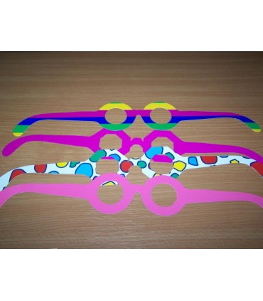 Lunette carton lot de 100