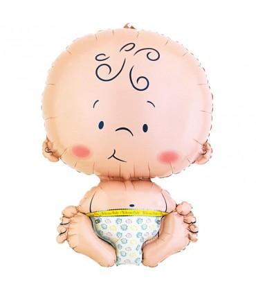 Ballon mylar bebe