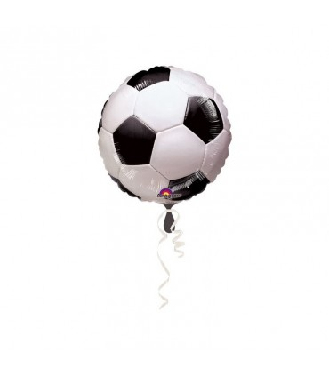 Ballon mylar rond foot