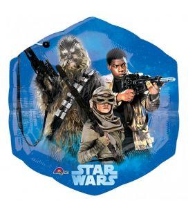 Ballon hélium Star Wars Le Réveil de la Force