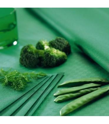 Serviette non tissée vert sapin