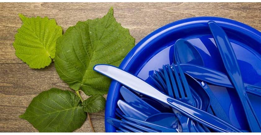 Vaisselle jetable ou réutilisable